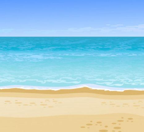 陽水性の海