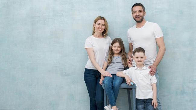 身強・身中・身弱の家族