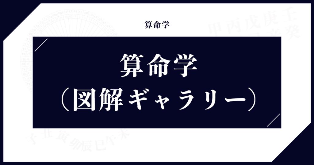 算命学ギャラリーロゴ